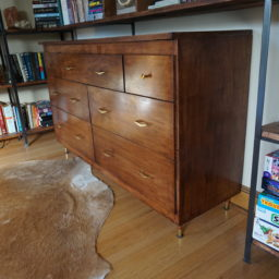 Indestructible Dresser