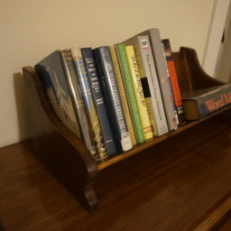 Library Bureau Book Shelf